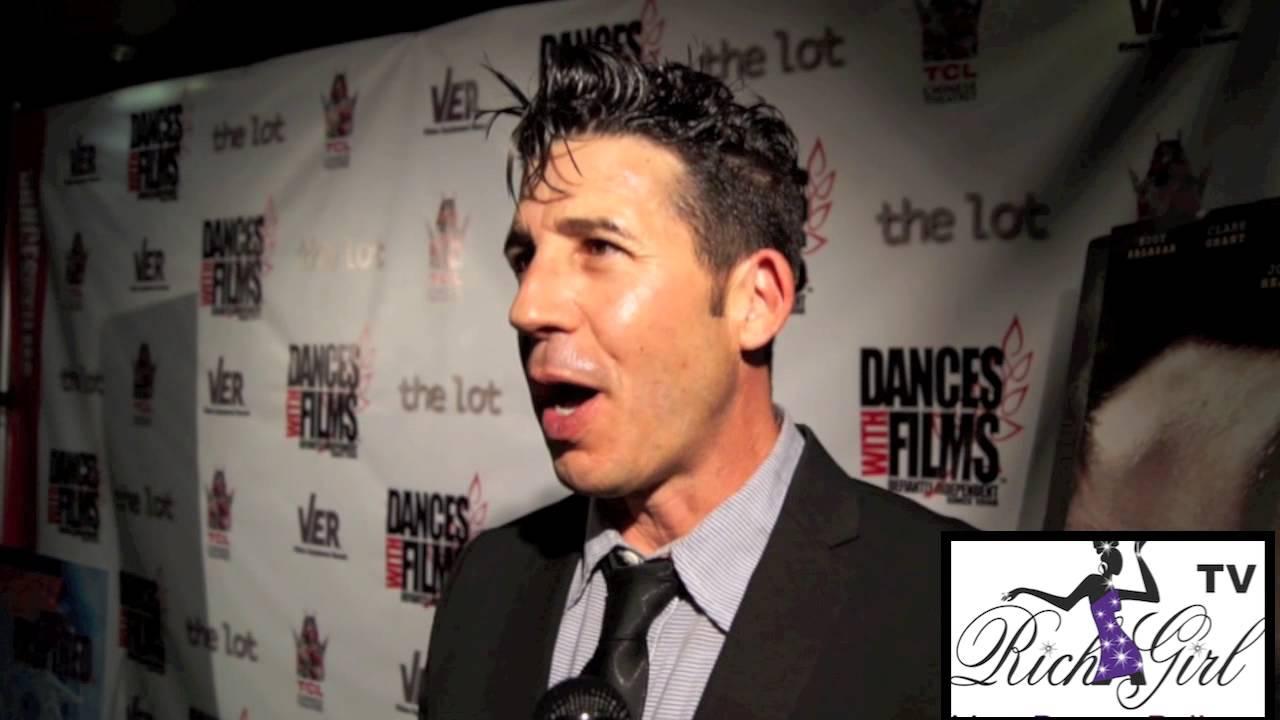 Monty Miranda The InsomniacDirector Monty Miranda at Dances With Films