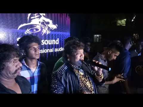 Dadus and DJ Vaibhav at Sairaj Sound wadala