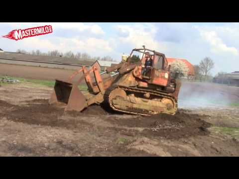 Deutz DL1300 tracked loader