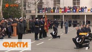 6 лет обучения и испытаний: выпуск курсантов ВМС в Одессе