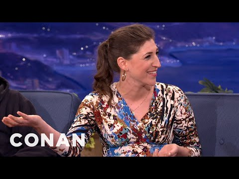 "Thumbnail: Mayim Bialik's PHD Comes In Handy On ""The Big Bang Theory"" - CONAN on TBS"