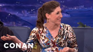 Mayim Bialik's PHD Comes In Handy On