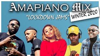 2020 Amapiano Mix | June | ft. Kabza De Small, Sha Sha, Aymos, Vigro Deep, etc | Mixed by TKM
