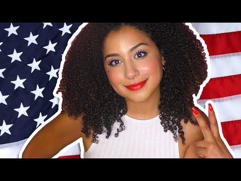 FOURTH OF JULY MAKEUP FOR DUMMIES thumbnail