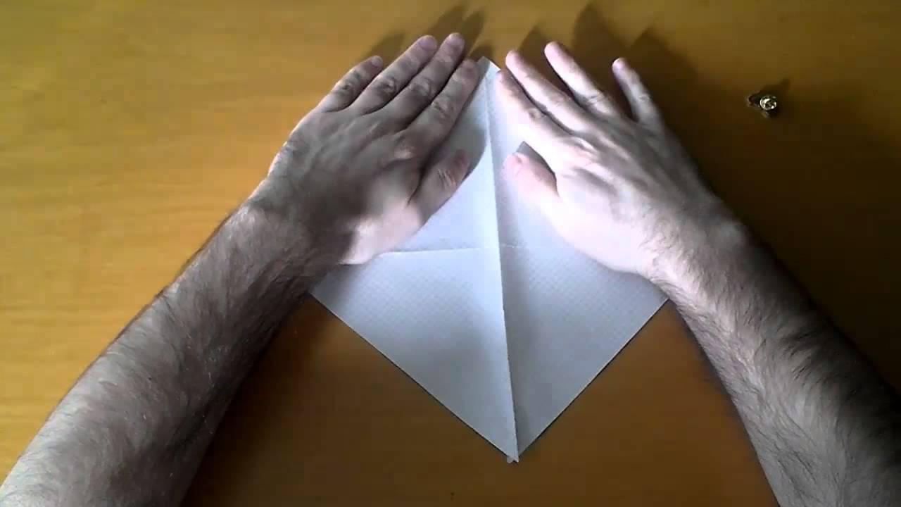 Como hacer un molino de papel youtube - Como construir un tejado ...