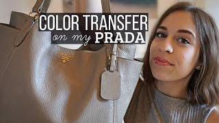 GETTING RID OF COLOR TRANSFER!