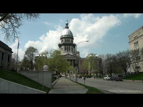 State Capitol Building - Free Creative Commons  background video 1080p HD stock video footage