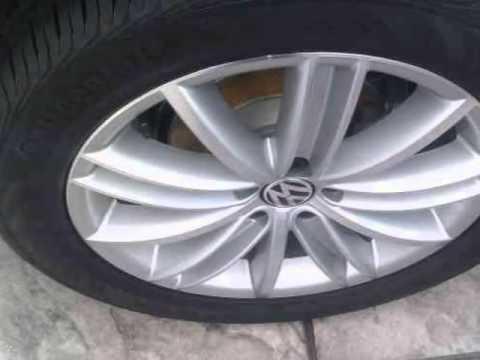 2012 VOLKSWAGEN Tiguan 2WD 4dr Auto SE w/Sunroof & Nav