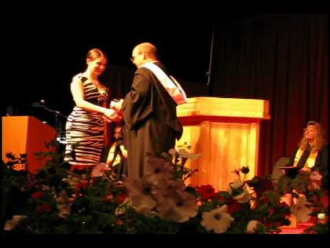 College of New Caledonia convocation May 15