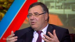 Total SA CEO on OPEC, U.S.-Russia Relations, Geopolitics