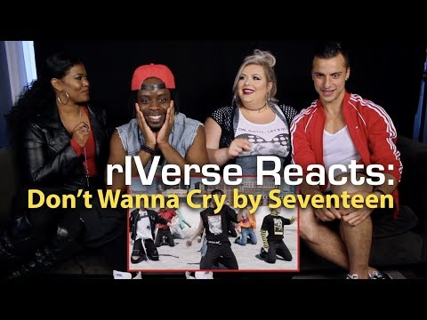 rIVerse Reacts: Dont Wanna Cry by Seventeen - MV Reaction