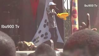 SeguSegumbo  live  on the stage KOMAA  CONCENT