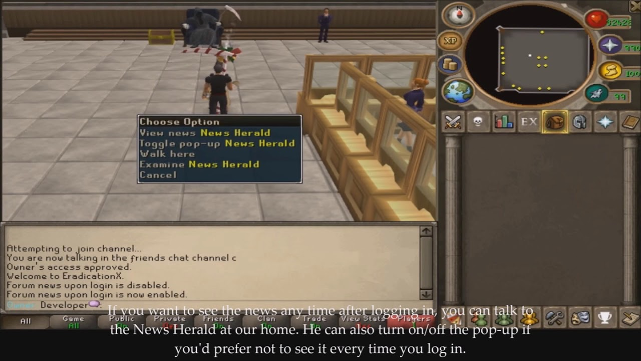 Runescape gambling private server casino clams i m the devil