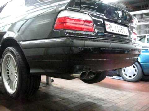 BMW Alpina B Mit Original ESD YouTube - Bmw alpina b8