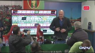 ONTV LIVE: Conferenza stampa Stefano Bandecchi 21 FEB 2018 thumbnail