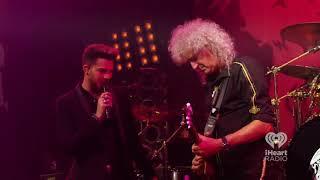 Queen + Adam Lambert - Crazy Little Thing Called Love (iHeartRadio Theater 2014)