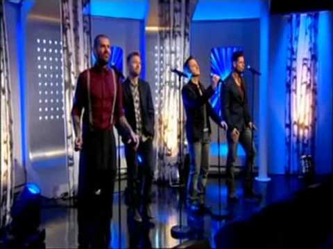 Boyzone on This Morning performing Gave It...