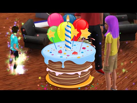 WORST BIRTHDAY PARTY EVER!? - Sims 3 Ever After Ep. 28