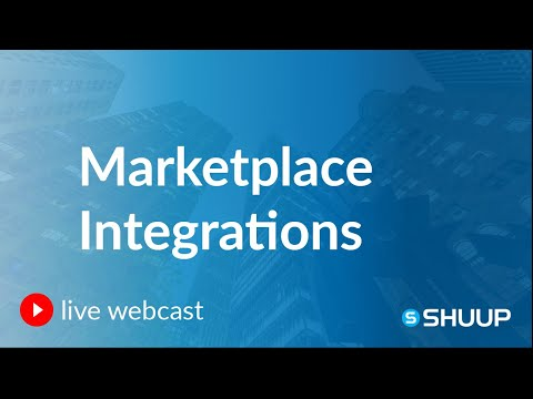 Webinar: Understanding E-commerce Marketplace Integrations