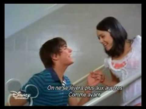 High School Musical 2  What time is it (sous-titré Français)