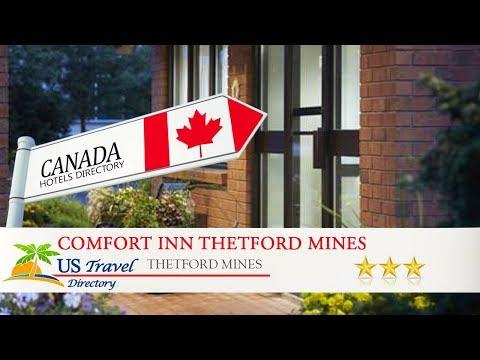 Comfort Inn Thetford Mines - Thetford Mines Hotels, Canada