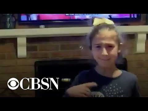 Hoss Michaels - WATCH: 8 Yr. Old Deaf Girl Sign To Carrie Underwood's The Champion