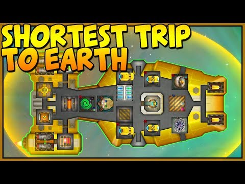 AWESOME NEW SPACESHIP SURVIVAL - FTL Meets Firefly - Let's Play Shortest Trip to Earth Gameplay