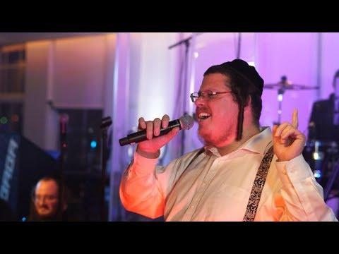 Nachman Bergman A.K.A. The Rap'n Rabbi @ Epic Bar Mitzvah Of The Century