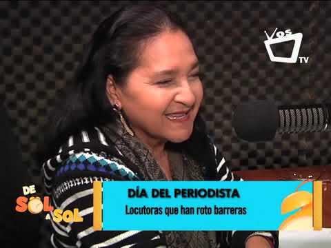 Locutoras se apoderan de las radios en Nicaragua
