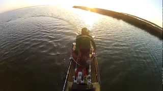 Kayak Fishing West Bay Galveston, Texas Redfish