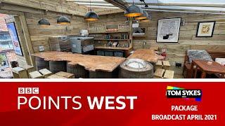 Marlborough Pub Chalet Story - BBC Points West