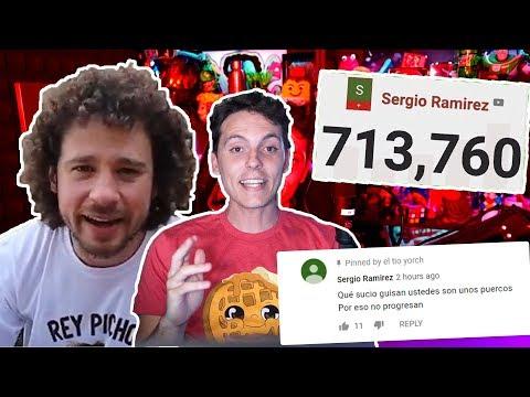 Luisito Responde mi invitacion al Area 51 para buscar a Sergio Ramirez-Wefere NEWS