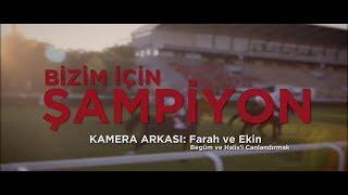 Şampiyon Kamera Arkası - Farah ve Ekin