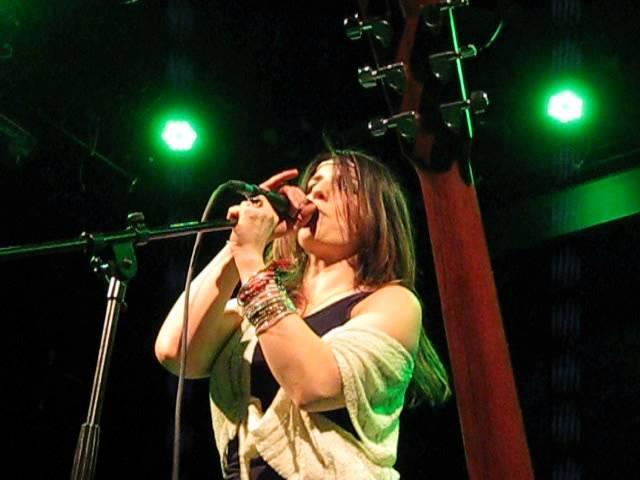 "Beautiful Small Machines (Bree Sharp) - ""Counting Back to 1"" - Bowery Ballroom, NYC - 5/25/2013"
