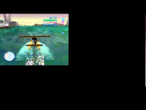 gta deniz uçağı nasıl uçar