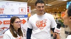 Владо Николов се Превърна в Празничен Герой