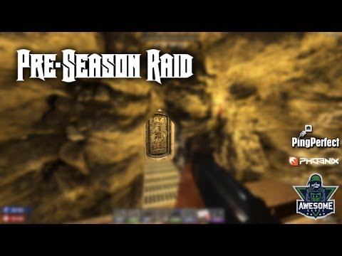 7 Days to Die A16 PvP Pre-Season Base Raid 1