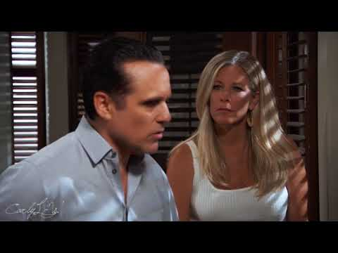 GH: Carly Scenes on 8/10/18 Part 1