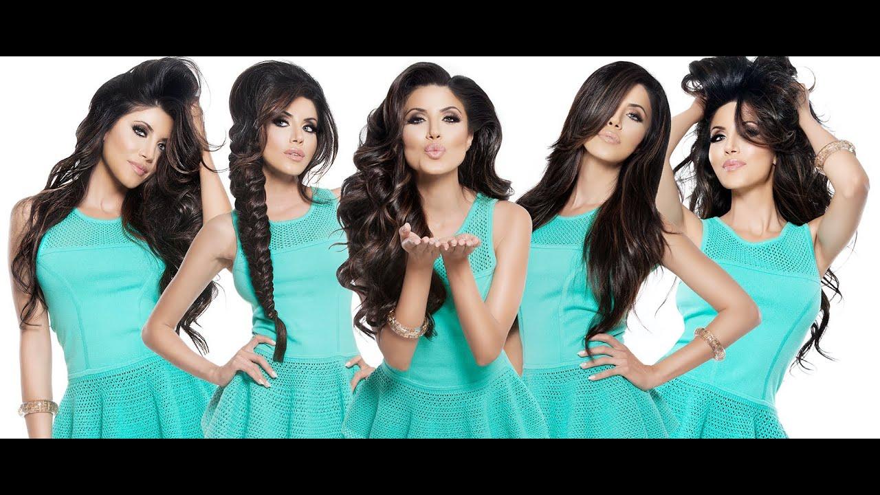 Leyla Milani Hair Tutorial Youtube