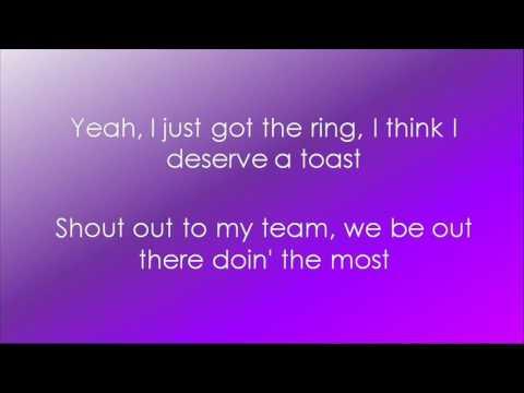 Chris Brown Ft. Usher & Gucci Mane - Party (Lyrics)
