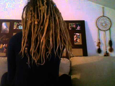 8 month old Dreadlocks (dreadlock journey)