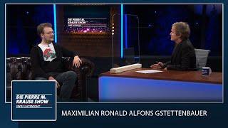Maxi Gstettenbauer über seinen Namen und Verschwörungstheorien