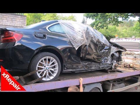 BMW 2 Series, Major Collision Repair