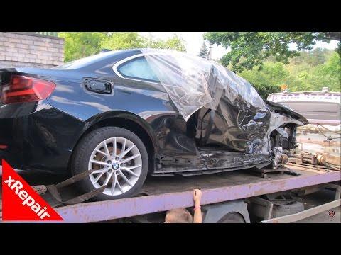 BMW 2 Series, Major Collision Repair