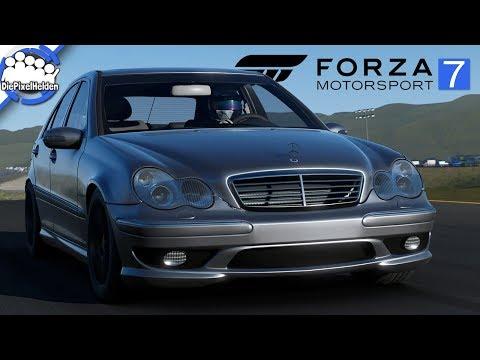 FORZA MOTORSPORT 7 #97 - Nach BMW und Audi folgt der Stern - Let's Play Forza Motorsport 7