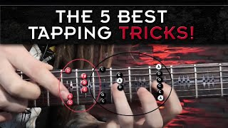 Best Tapping Tricks | Spice Up Your Tapping Technique! (Guitar Lesson)