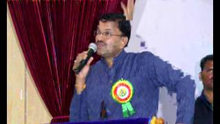 VVV Laxminarayana Speech at Teachers-Students Meet at Khammam