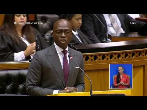 SA Finance Minister Gigaba delivers 2018 budget (Full speech