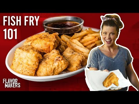 How To Fry Fish: Cod & Catfish | Flavor Makers Series | McCormick