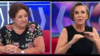 Video Florinda Meza y su dura discusión con la Dra  Cordero - PRIMER PLANO download MP3, 3GP, MP4, WEBM, AVI, FLV Agustus 2017